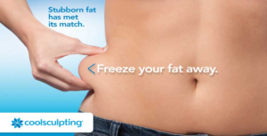 stubborn fat _ Coolsculpting